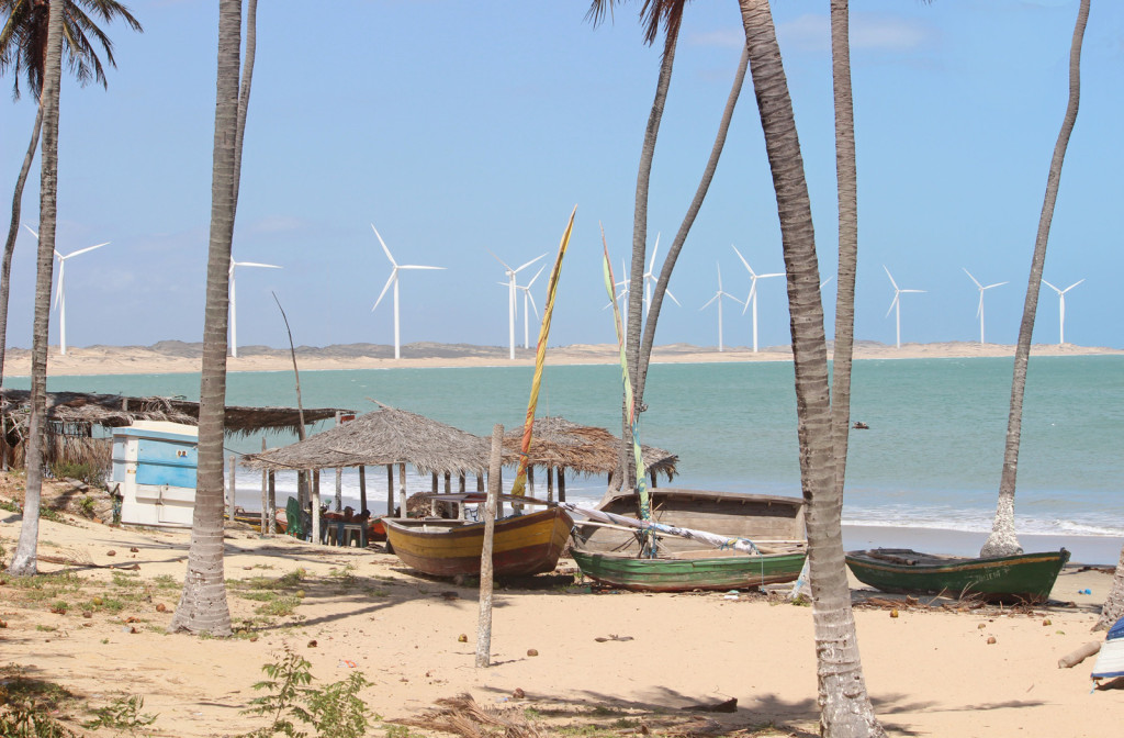 Icaraizinho Bay